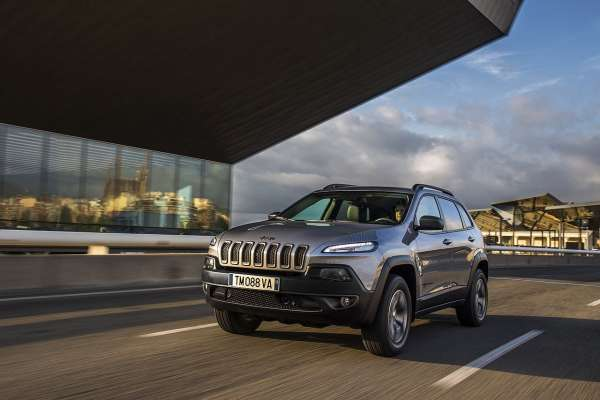 Jeep Cherokee Trailhawk 2
