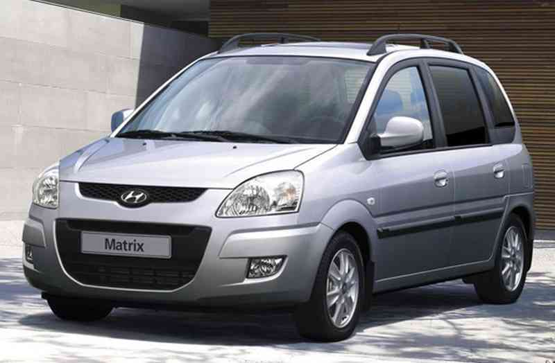 17 hyundai matrix